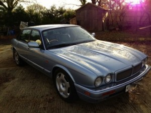 XJR for spares