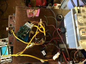 Airbag Module test rig