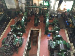 Steam Turbine driven Water Pumps